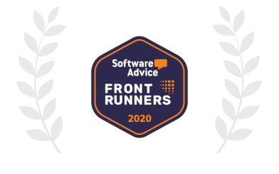 Helpjuice Front Runners Badge