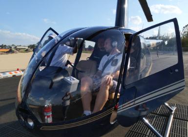 Fun Helicopter Ride Across Florida