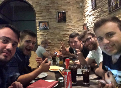 Team Lunch (Indian Food)
