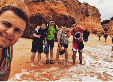 Team Trip To Portugal