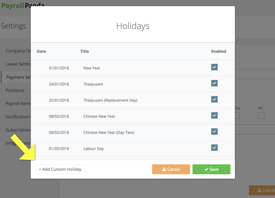 removing the holidays Accidently added-in national holidays into your calendar twice, here's how to remove all the holidays quickly so that you can add them in again so they are t.