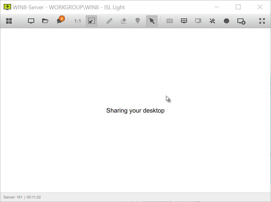 ISL Online — Desktop Sharing