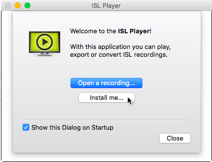 ISL Online — How to Install