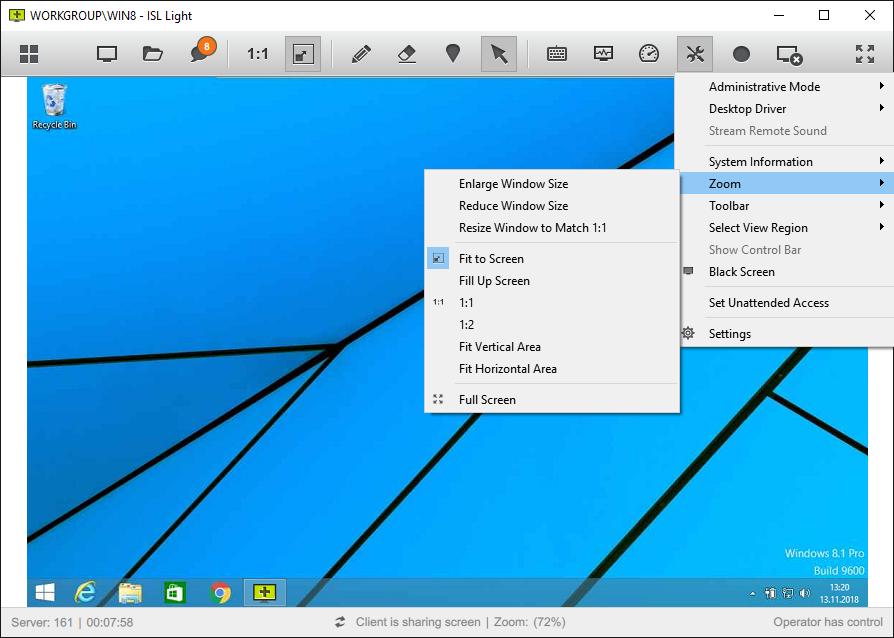Maximise Window Linux
