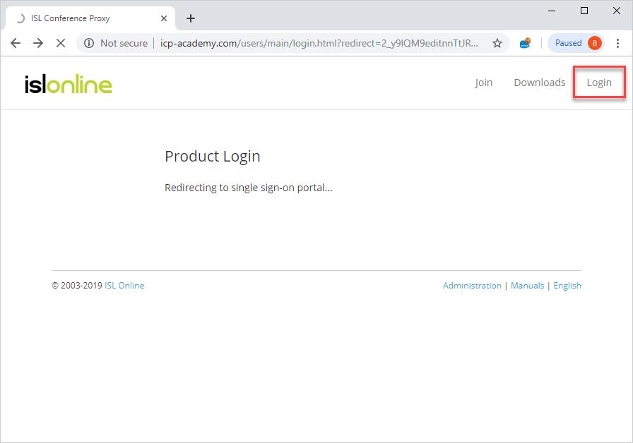 ISL Online — Azure Active Directory (Azure AD)
