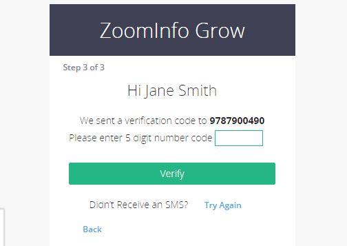 zoom info