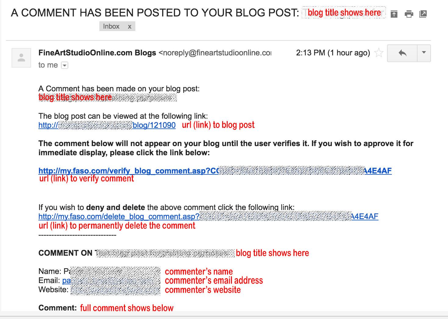 BoldBrush — Email Verification Process for Blog Comments Explained