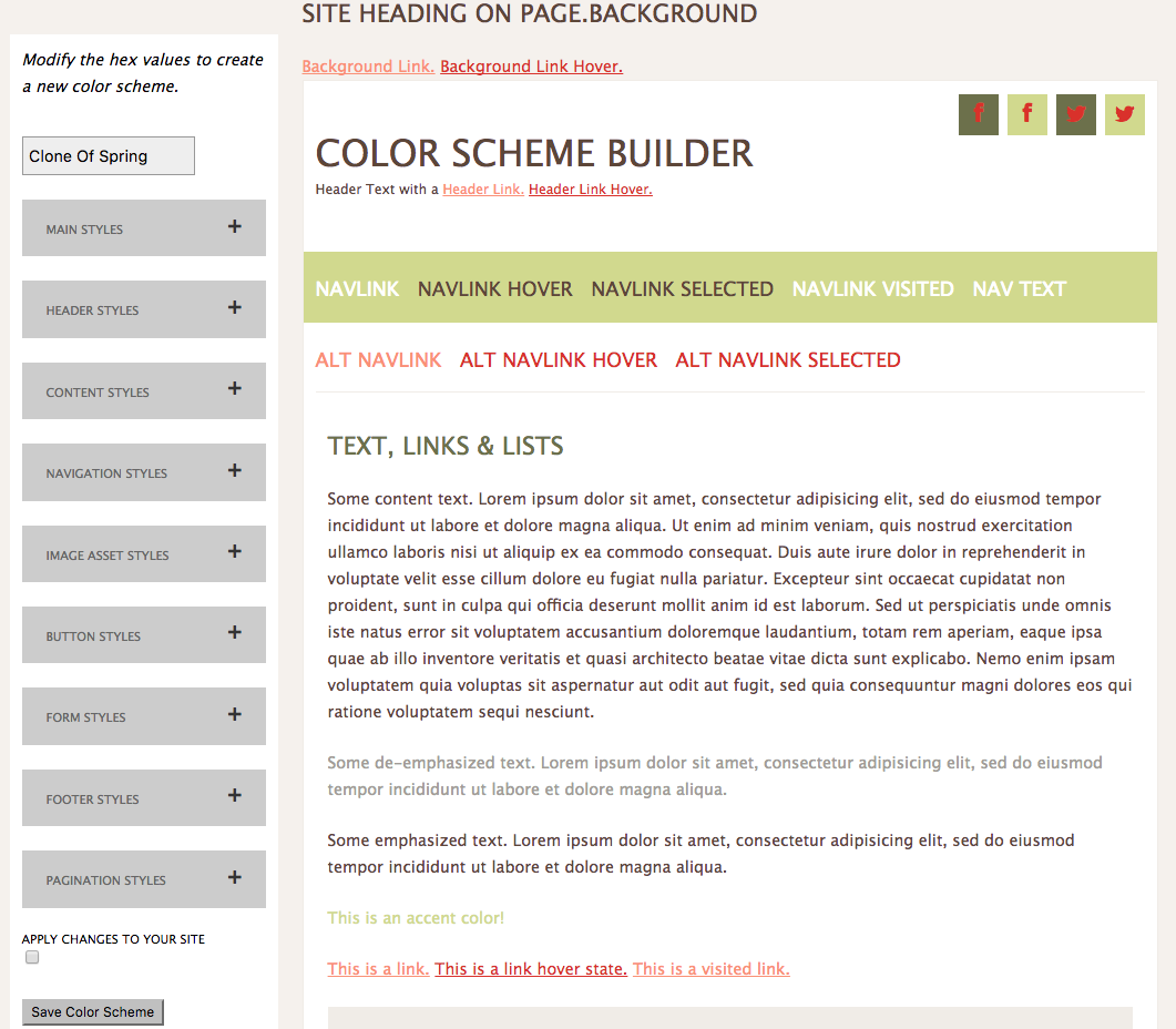 How to Color Change Selected Images Text   colorimage website