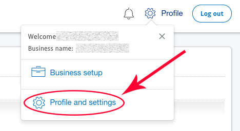 how to add paypal button