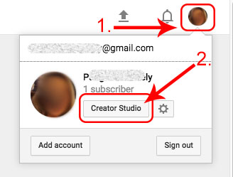 BoldBrush — How to Verify Website on YouTube