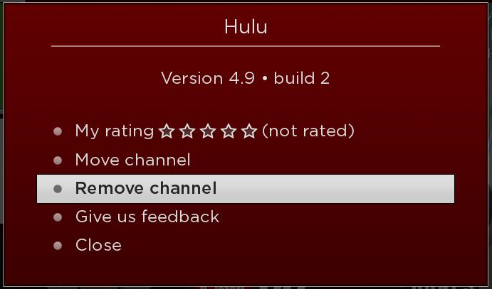 TCLUSA — How to Remove Streaming Channels