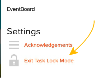 Edit existing task lock mode android teem