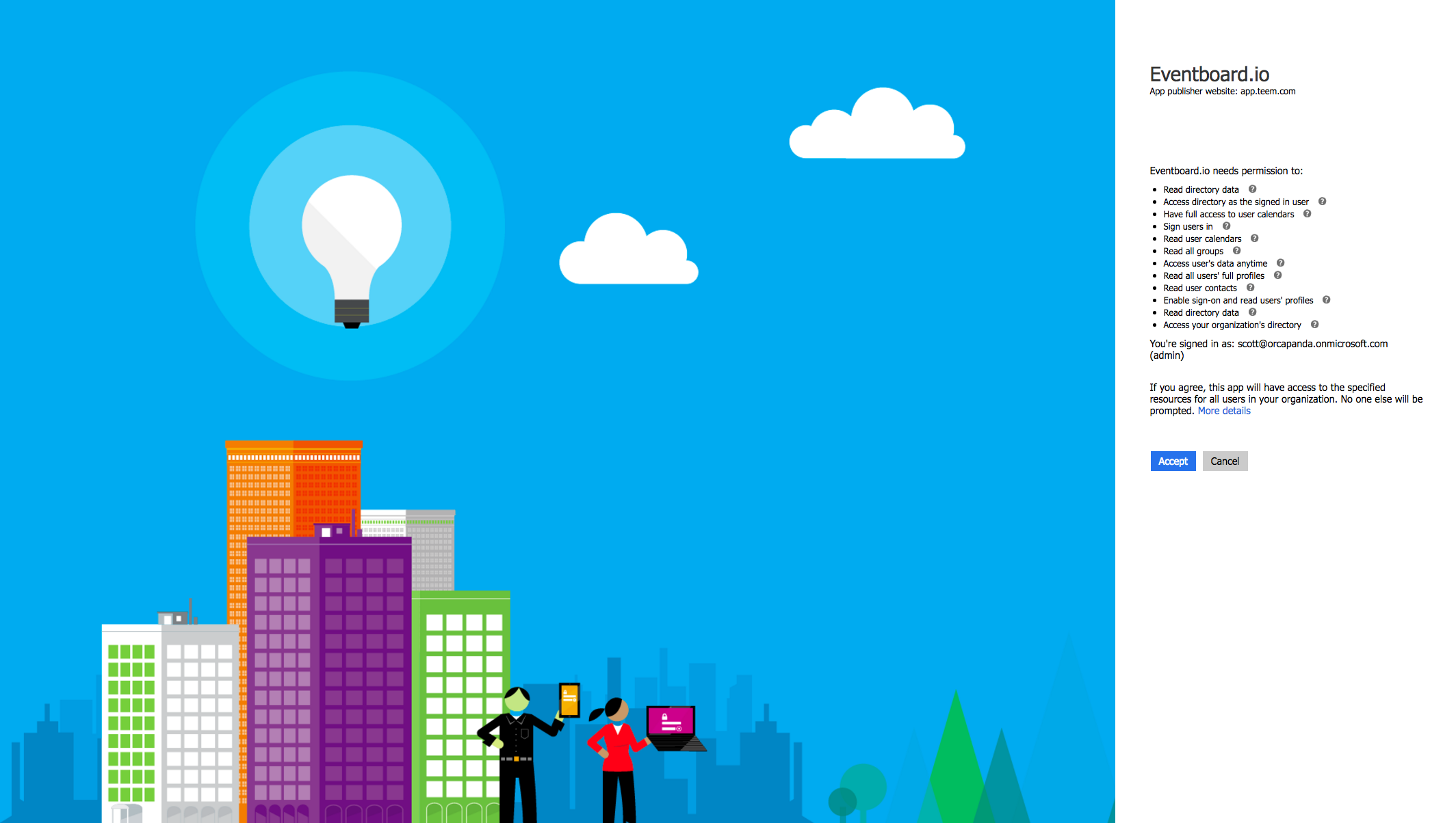 Office 365 Login SSO Review Page