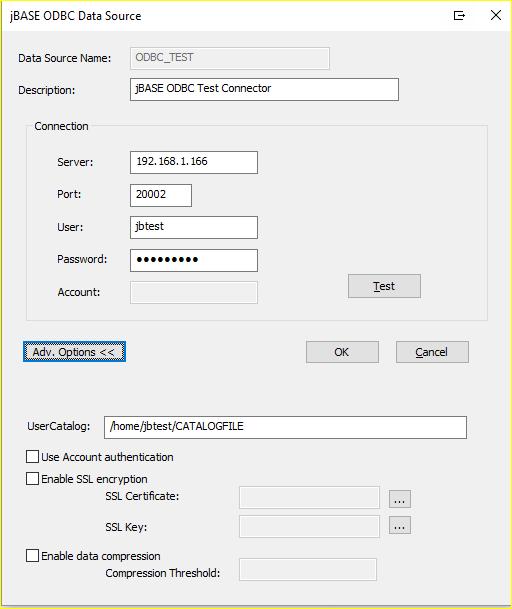 JBASE ODBC DRIVERS FOR WINDOWS MAC