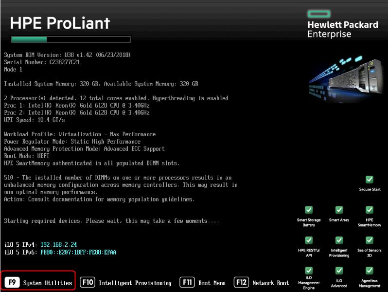 FLEXXIBLE IT — SmartWorkspaces appliance Deployment for HP Proliant