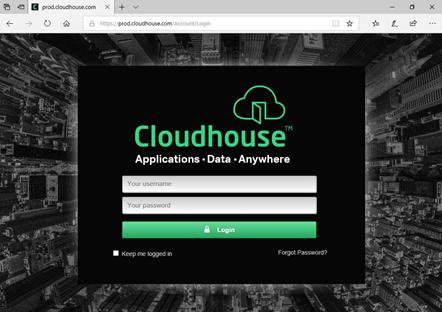Cloudhouse Portal
