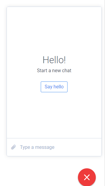 Webchat (open)