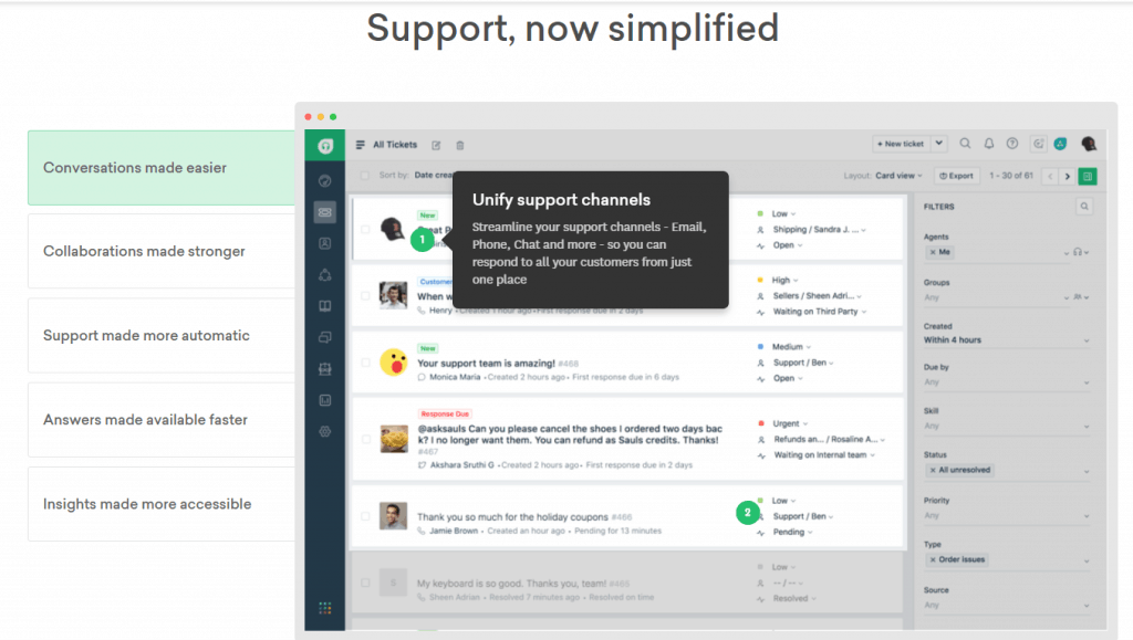 9 of the Best Zendesk Competitors and Alternatives