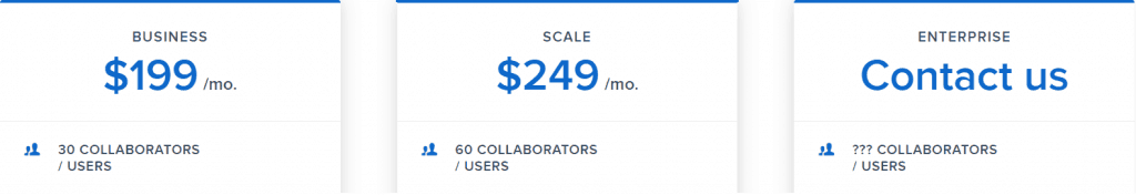 A screenshot of Helpjuice knowledge base pricing