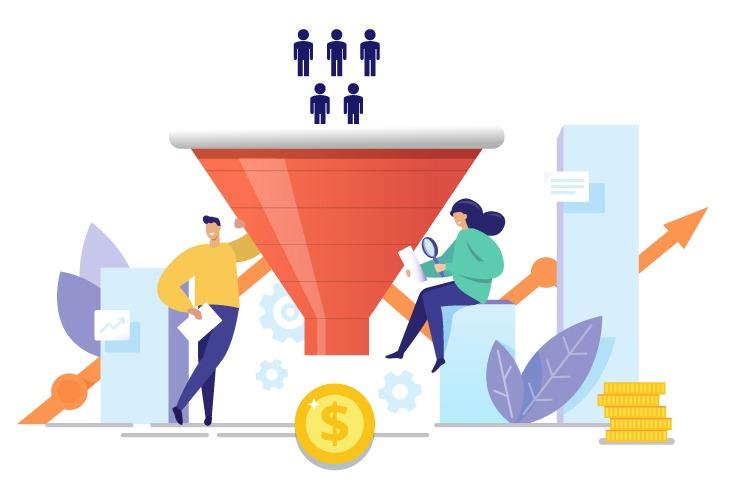 銷售流程的定義和步驟