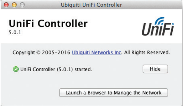 Installing the UniFi Controller - Pilot