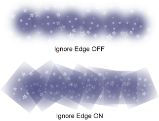 Ignore Edge example from Sketchbook