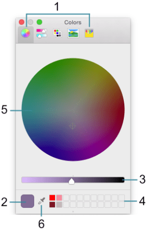System Color Editor