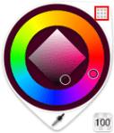 Gradient Fill palette