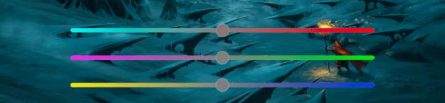 Color Balance in Sketchbook for mobile